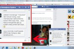 Screen Shot permintaan maaf Tidy Giwangkara (Facebook)