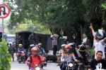 PILKADA SOLO : Konvoi Pendukung Anung dan Rudy Sempat Nongol Tengah Malam
