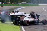 INSIDEN F1 DI GP JERMAN : McLaren Bela Magnussen