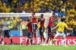 HASIL AKHIR BRASIL VS KOLOMBIA : David Luiz Akui Gol Tendangan Bebas karena Faktor Genetik