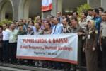 PILPRES 2014 : Puluhan Rektor Bersatu, Deklarasi Pilpres Damai