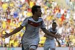 8 BESAR PIALA DUNIA 2014 : Babak I Jerman Ungguli Prancis 1-0