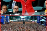 FINAL PIALA DUNIA 2014 : Pesta Besar Rakyat Jerman Rayakan Kemenangan