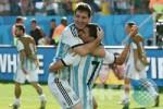 ARGENTINA VS SWISS 1-0 : Di Maria: Kami Pertaruhkan Segalanya untuk Kalahkan Swiss
