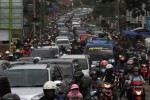 MUDIK LEBARAN 2017 : Polresta Kediri Terjunkan Tim Urai untuk Libas Kemacetan