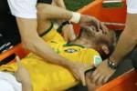 CEDERA NEYMAR : Mimpi Neymar untuk Brasil Belum Berakhir
