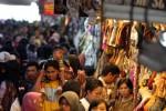 Pasar Beringharjo sesak (JIBI/Harian Jogja/Desi Suryanto)