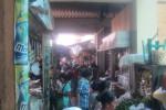 LEBARAN 2014 : H-1 Lebaran, Pengunjung Pasar Membeludak
