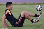 AS Monaco sebenarnya berat melepas James Rodriguez ke Real Madrid. Ist/dokumentasi