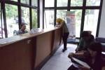 Layanan pembuatan kartu kuning di Kantor Dinas Nakersos Sleman sebelum libur lebaran, Jumat (25/7/2014). (Rima Sekarani I.N./JIBI/Harian Jogja)