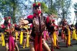 Tari Angguk Kulonprogo (JIBI/Harian Jogja/Holy Kartika N.S)