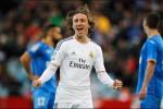 Lucak Modric perpanjang kontrak di Real Madrid. Ist/Dok