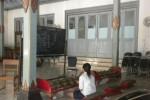 Aula bersejarah lokasi Kongres Pertama PGRI di kompleks SMPN 10 dan SMPN 3 Solo. (Bayu Jatmiko Adi/JIBI/Solopos)