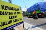 FOTO JEMBATAN COMAL AMBLES : Truk Dilarang Melewati Jalur Selatan Pulau Jawa