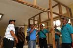 FOTO KELURAHAN GILINGAN : Wah, Proyek Pembangunan Kantor Kelurahan Lambat!