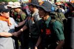 FOTO PENDIDIKAN DASAR WANADRI : 151 Peserta Pendidikan Wanadri Dilepas Gubernur Jabar