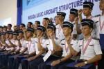 Sebanyak 20 orang siswa Basic Aircraft Structure Batch 2 Solo Techopark diwisuda di Aula Solo Technopark, Kentingan, Jebres, Solo, Jawa Tengah, Jumat (16/8/2014). Ke-20 orang siswa yang lulus tersebut langsung berkerja di Garuda Maintenance Facility (GMF) Aero Asia yang berbasis di Bandara Soekarno-Hatta, Cengkareng, Tangerang, Banten. (Sunaryo Haryo Bayu/JIBI/Solopos)