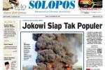 SOLOPOS HARI INI : Hasil Drawing Liga Champions, Jokowi Siap Tak Populer hingga PTUN  Tolak Gugatan Prabowo