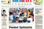 Halaman Soloraya Harian Umum Solopos edisi Sabtu, 23 Agustus 2014