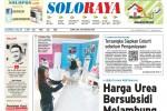 Halaman Soloraya Harian Umum Solopos edisi Sabtu, 30 Agustus 2014
