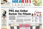 SOLOPOS HARI INI : Soloraya Hari Ini: PKS & Golkar Bentuk Tim Pilkada, Polres Sukoharjo Bentuk Tim Khusus Awasi SPBU hingga UNS Expo