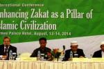 FOTO INTERNATIONAL CONFERENCE OF ZAKAT : Konferensi Zakat Digelar di Hermes Palace Hotel