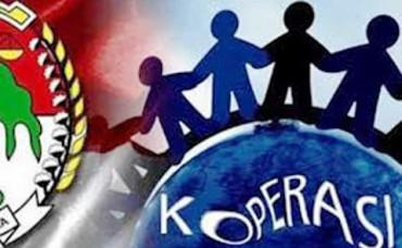 Ilustrasi gerakan koperasi (Bisnis.com)