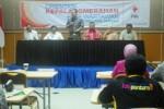 Ketua PMI Jateng, Sasongko Tedjo, membuka Orientasi Kepalangmerahan bagi Wartawan di Pusdiklat PMI Jateng, Semarang. (JIBI/Solopos/Istimewa)
