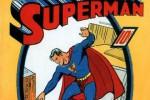 Komik Superman Edisi Pertama (bbc.co.uk)