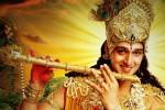 Krisna di serial Mahabharata (bonzovi.com)