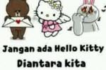 "CATATAN HATI SEORANG ISTRI : Heboh ""Hello Kitty"", Meme Kocak Beredar"