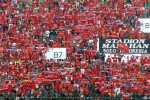 Suporter Persis Solo Pasoepati beraksi di Stadion Manahan. JIBI/Solopos/Dok