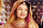 Parindi Sharma pemeran tokoh Jodha (Tellytadka.net)