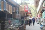 Lantai bawah Pasar Burung Depok, Jumat (8/8/2014) (A. Nindya Paramita/JIBI/Solopos.com)