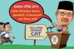 Pengumuman Seleksi CPNS 2014 (menpan.go.id)