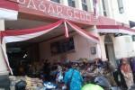 Itu dia pintu masuk utama Pasar Gede, Solo, Jawa Tengah. Foto diambil Jumat (15/8/2014). (Habib Mukhtar Sanjaya/JIBI/Solopos.com)