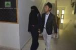Relawan Indonesia, Husain yang menikahi wanita Palestina, Jinan (mirajnews.com)