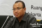 KABAR DUKA : Mantan Sekjen PKS Taufik Rido Wafat