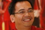 Sihar P.H. Sitorus_ Pemilik club sepak bola Pro Duta FC Indonesia (Harian Jogja/JIBI/Desi Suryanto)