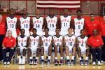 Timnas Basket Amerika Serikat. Ist/examiner.com