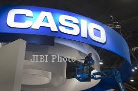 Logo Casio/Reuters