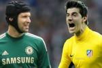 Dua kiper Chelsea Cech dan Courtois harus bersaing menjadi kiper utama. Ist/sportskeeda.com