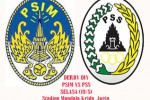 DERBY DIY : PSIM VS PSS : Fix, Besok Sore Derby Digelar di Mandala Krida Tanpa Penonton