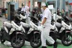 Model bebek merek Honda selama 7 bulan pertama tahun ini terjual 573.385 unit. (JIBI/Bisnis.com)