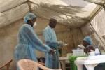 Ilustrasi penanganan virus Ebola (JIBI/Harian Jogja/Reuters)