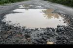 Ilustrasi jalan rusak (JIBI/Harian Jogja/Antara)