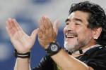 ULAH MARADONA : Diego Maradona Tampar Wartawan