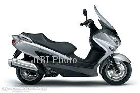Suzuki Burgman 200 (JIBI/Harian Jogja/Motorcycleusa)