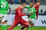 Laga Bayern vs Wolfsburg beberapa waktu lalu. Ist/straitstimes.com