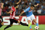 Laga playoff Napoli vs vs Bilbao Berakhir Imbang 1-1. Ist/detiksport